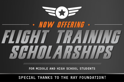 Wings Over the Rockies Aviation Scholarship